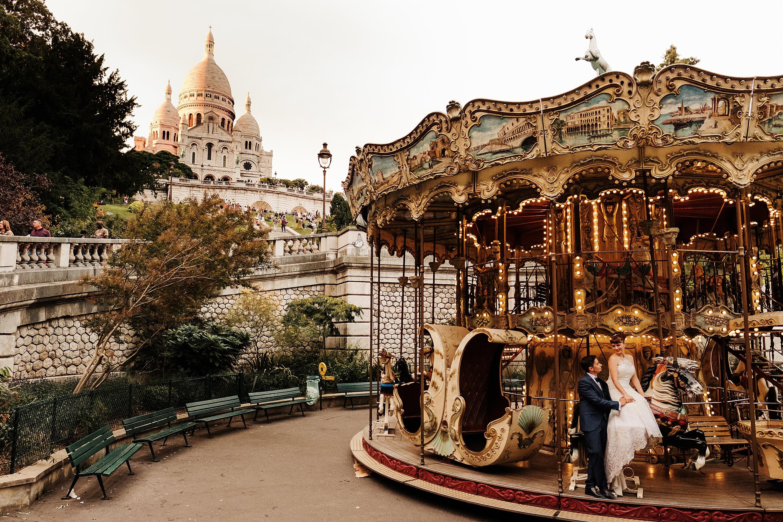 Postboda en Paris