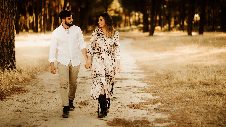 boda en El Rocío